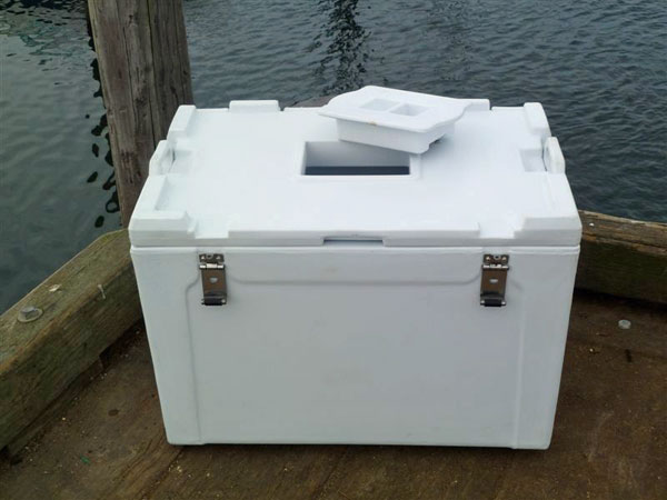FWS-100L SMALL FISH TOTE / COOLER