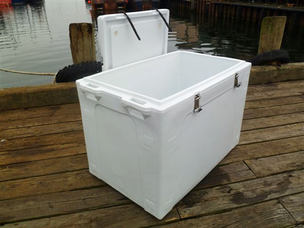 FWS–220L Non-Hinged Cooler