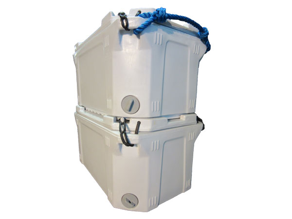 FWSE-100L Small Fish Tote Cooler