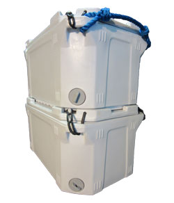 Fat Wally FWSE-100L Small Fish Tote Cooler
